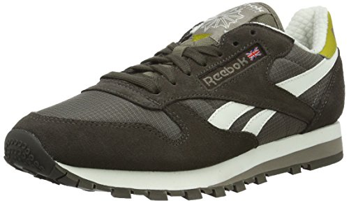 Reebok Classic Leather Camp, Sneakers basses homme Marron (Cliff/Stone/Beach Stone)