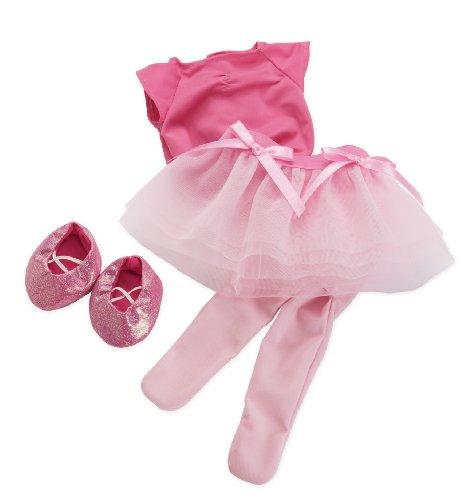 Manhattan Toy Baby Stella Tiptoe Ballet Tutu Vêtements de poupée pour poupées de 38.1cm
