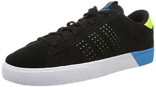 Adidas - Daily Ultra - , homme, multicolore (core black/solar yellow/solar blue2 s14), taille 47.3333333333333 multicolore (Core Black/Solar Yellow/Solar Blue2 S14)