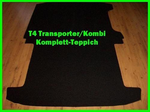 Komplett Teppich Fußmatte DSX352