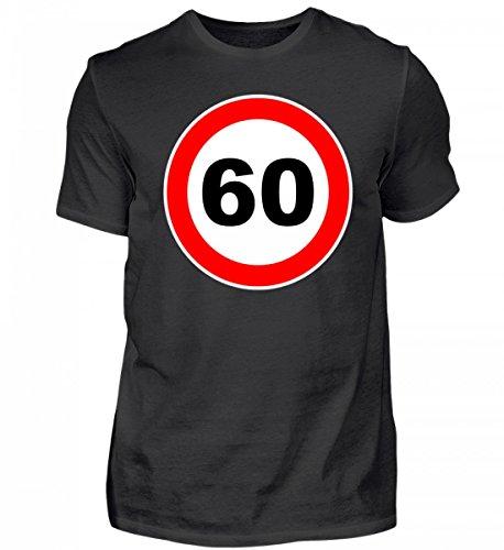 Hochwertiges Herren Shirt - Geschenk für Den 60. Geburtstag - Geschenkidee für Ihn - Sechzig 60 Runder Geburtstag (Themen Sechzig Geburtstag)