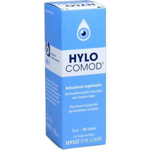 HYLO COMOD Augentropfen, 10 ml