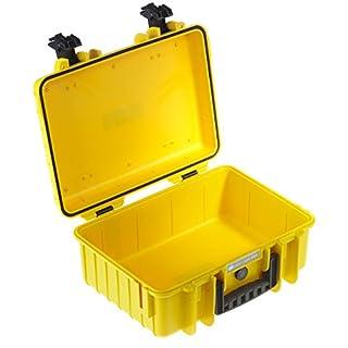 B&W outdoor.cases Typ 3000 (leer) - Das Original