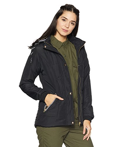 Fort Collins Women's Quilted Synthetic Jacket (6626 AZBlackM)