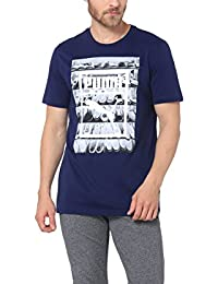 4691974f094 PUMA Men's T-Shirts Online: Buy PUMA Men's T-Shirts at Best Prices ...