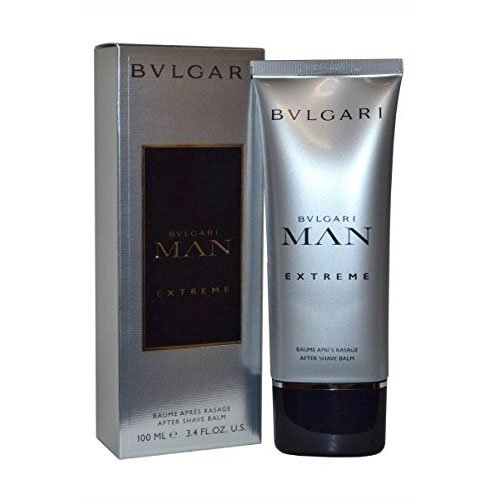 Bvlgari Man Extreme homme/men, Aftershave Balm 100 ml, 1er Pack (1 x 331 g)