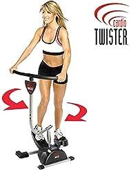 Tendeus 4899888100249 - Aparato de gimnasia cardio twister