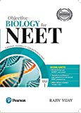 Objective Biology for NEET by Pearson - Vol. 1