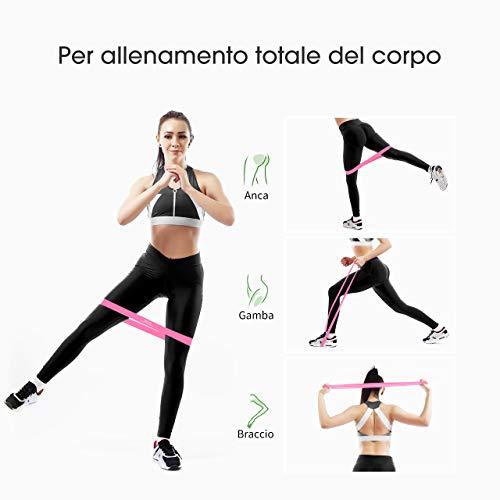 Zoom IMG-3 omorc elastici fitness banda elastica