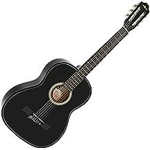 Guitarra Española de Gear4music - Negro