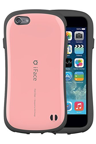 iFace Apple iPhone 6 / iPhone 6s Case First Class Collection - Premium Slim Fit Dual Layer Protective Hard Case - Verizon, AT&T, T-Mobile, Sprint, International, and Unlocked - Apple New iPhone 6 / iPhone 6s (Pink)