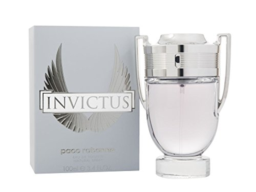 Paco Rabanne Invictus homme/men, Eau de Toilette, Vaporisateur / Spray, 1er Pack (1 x 100 ml)