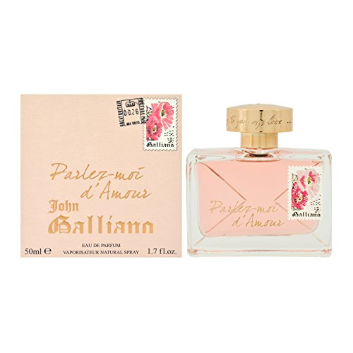 J.Galliano Parlez-Moi d'Amour Eau de Parfum Spray - 50 ml