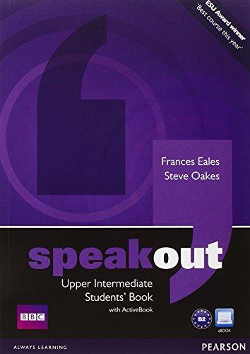 Speakout. Upper intermediate. Student's book-Workbook. Per le Scuole superiori. Con espansione online
