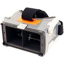 FatShark Transformer Displayhalter | FPV Videobrille für Fatshark Monitor | Binocular