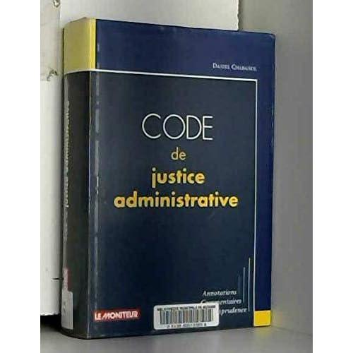 Code du justice administrative