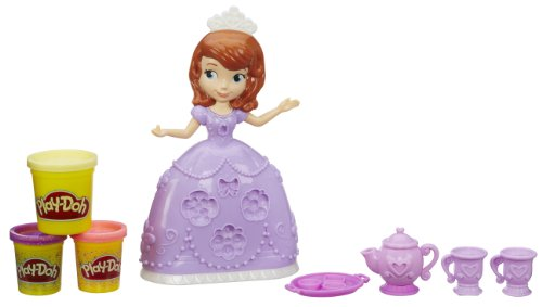 Play-Doh Disney Sofia die Erste Tee-Party Set [UK Import] (Die Sofia Tee-party Erste)
