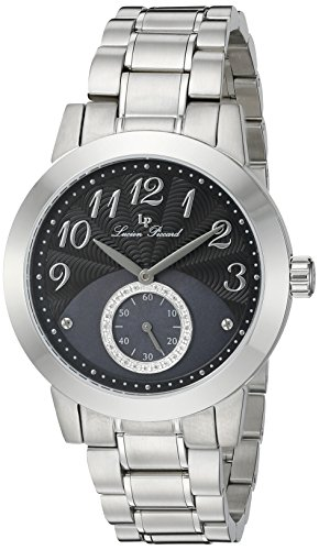 Lucien Piccard Womens Analogue Quartz Watch with Stainless Steel Strap LP-40002-11