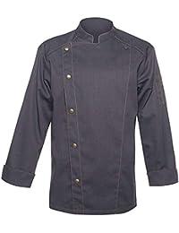 Karlowsky Herren Kochjacke Jeans 1892 Tennessee