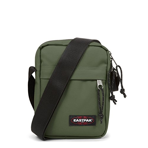 Eastpak The One Sac bandoulière, 21 cm, 2.5 L, Vert (Current Khaki)