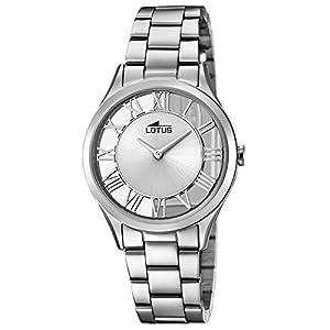 Lotus Classic 18395/1 Reloj de Pulsera para mujeres Esfera troquelada