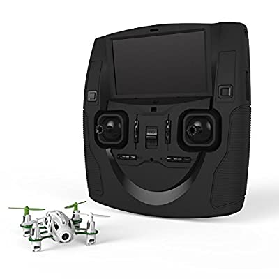 HUBSAN H111D NANO Q4 FPV 5.8G RC Quadcopter Drone with 480P Camera RTF Black