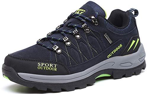 Zapatillas Senderismo Montaña Hombre Zapatillas Trekking