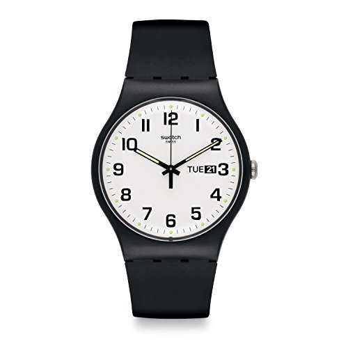 Swatch Armbanduhr New Gent Twice Again