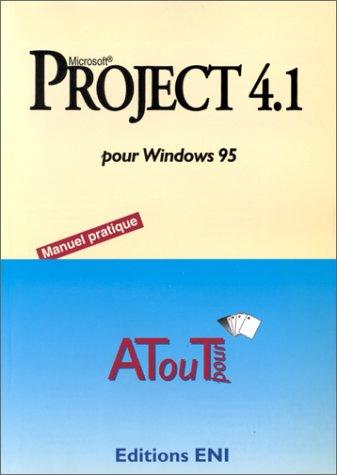 Project 4.1 pour Windows 95 par Collectif