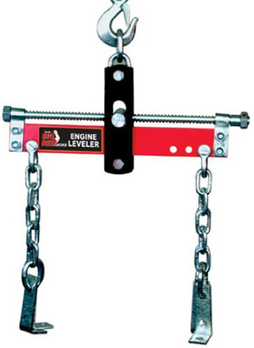 Preisvergleich Produktbild Torin Big rot t32100 Engine Hoist / Shop Crane Zubehör: Stahl Motor gleich,  3 / 4 Tonne (1500 LB) Kapazität
