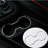 Cubierta de soporte de portavasos de plástico ABS Marco para 2 Series F45 F46 218i 2015