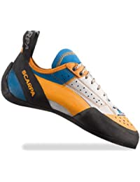 Scarpa - Zapatillas de escalada para hombre talla única, color azul, talla 39.5