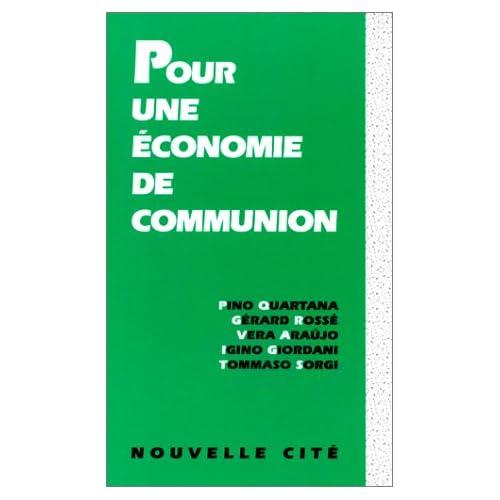 Pour une économie de communion