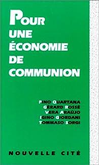 Pour une économie de communion par Pino Quarana