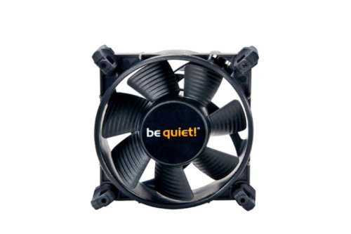 be quiet! BQT T12025-MR-2 Shadow Wings Mid-Speed Lüfter 120mm