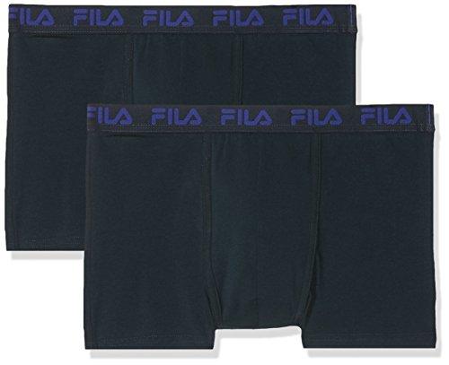 Fila FU5004 2, Boxer de Bain Homme, Bleu (Marine 321), a04612d4ca58