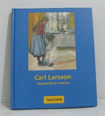 Carl Larsson : Aquarelles et dessins