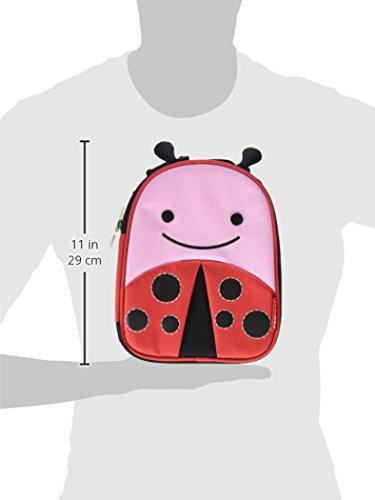 Skip Hop, zainetto per il pranzo a forma di farfalla Ladybug