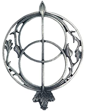 Chalice-Brunnen Amulett Anhänger Talisman - Intuition und übersinnliche Wahrnehmung