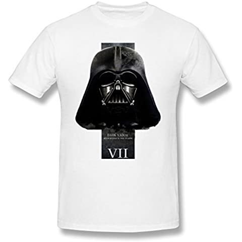 Men's Star Wars: The Force Awakens Darth Vader Logo Art T-shirtYILIAX11057XXXX-L