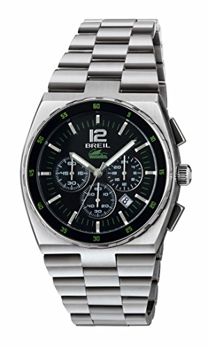 Breil Orologio Cronografo Quarzo Uomo con Cinturino in Acciaio Inox TW1542