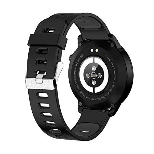 futurepast Smartwatch Fitness Tracker Intelligente Armbanduhr Fitness Uhr Smart Watch Bluetooth Sport Uhr mit Kamera Schrittzähler Schlaftracker Kompatibel für Android Smartphone Kamera-monitoring-software