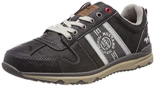 Mustang Herren 4095-302 Sneaker, Grau (200 stein), 44 EU