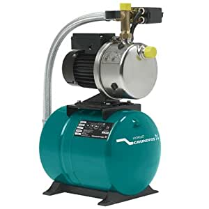 Grundfos Hydrojet / JP 5 24 Surpresseur Réservoir 24 litres (Import Allemagne)