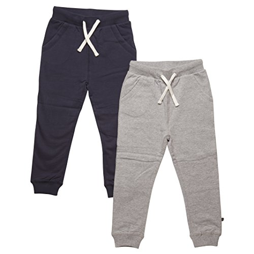 Minymo Basic 36 -Sweat Pant (2-pack) - Pantalon - Garçon Minymo