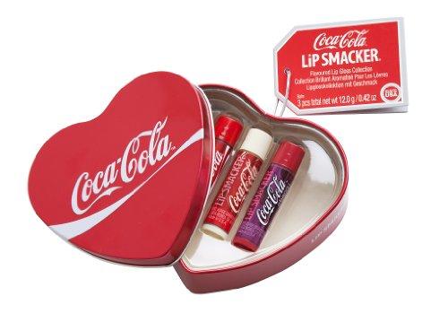 Lip Smacker Coffret 3 Baume à Lèvres