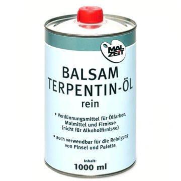 CREATIV DISCOUNT ® Balsam Terpentin-Öl 1000ml