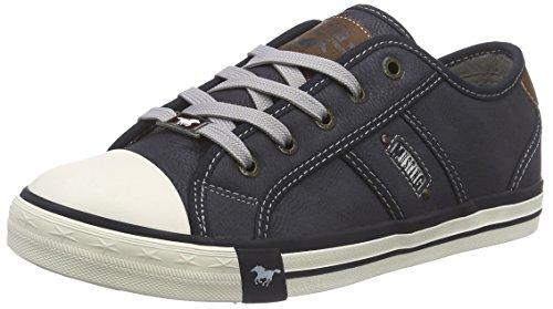 Mustang 1209-301, Sneakers Basses femme Bleu (800 dunkelblau)