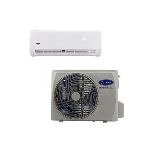 Aire acondicionado 1x1 Carrier QHC012S Inverter A+++-