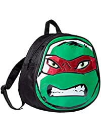 Preisvergleich für Ninja Turtles Jungen Rucksack - schwarz